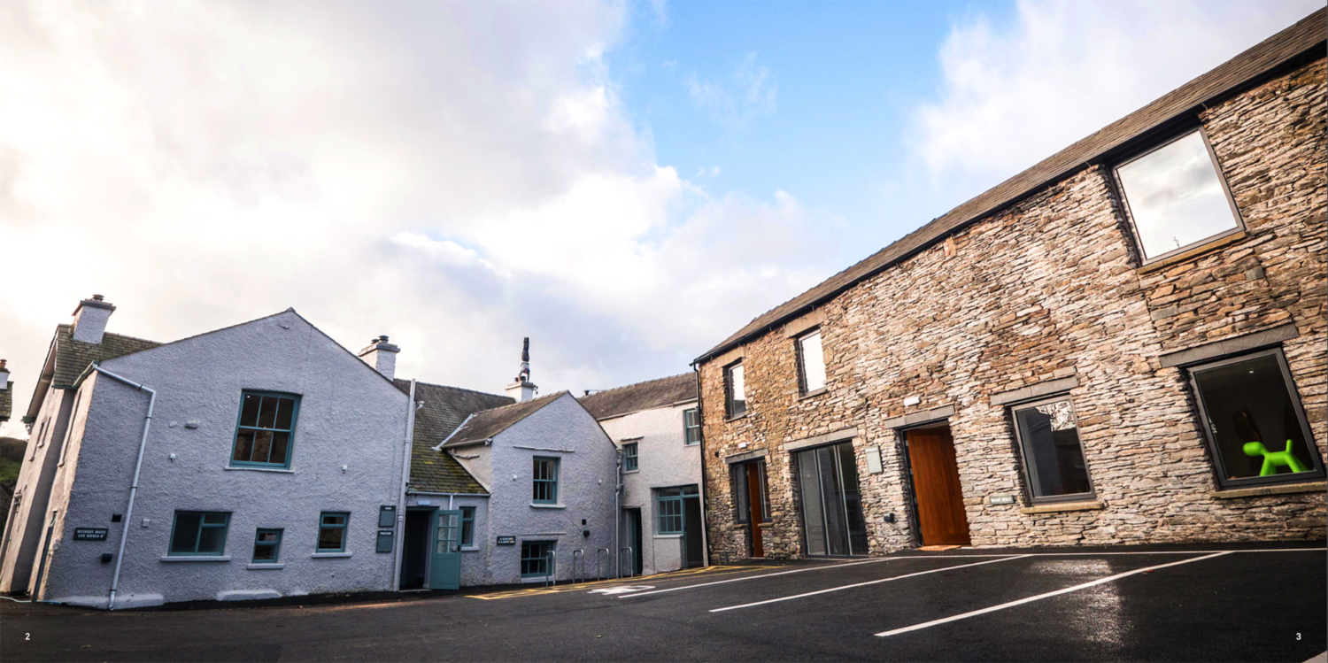 Commercial Office Units in the Lake District, Cumbria
